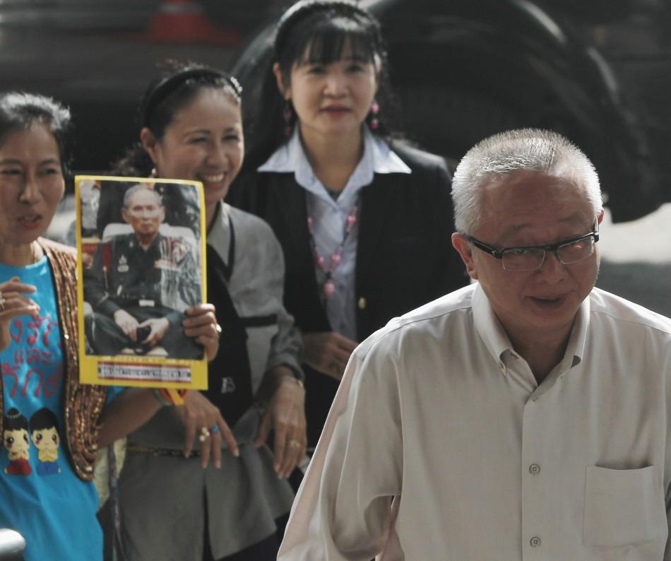 Sondhi Limthongkul Bangkok sentence