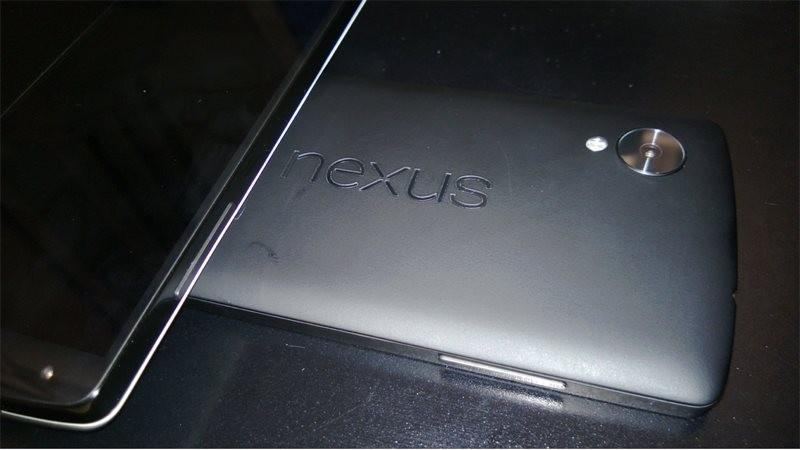 Nexus 5 Image Leaks