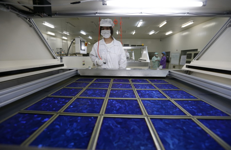 China's Manufacturing Activity Barely Grew in September