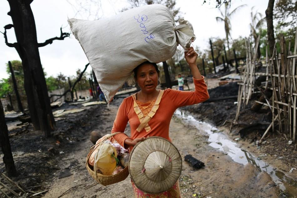 Myanmar Muslim violence
