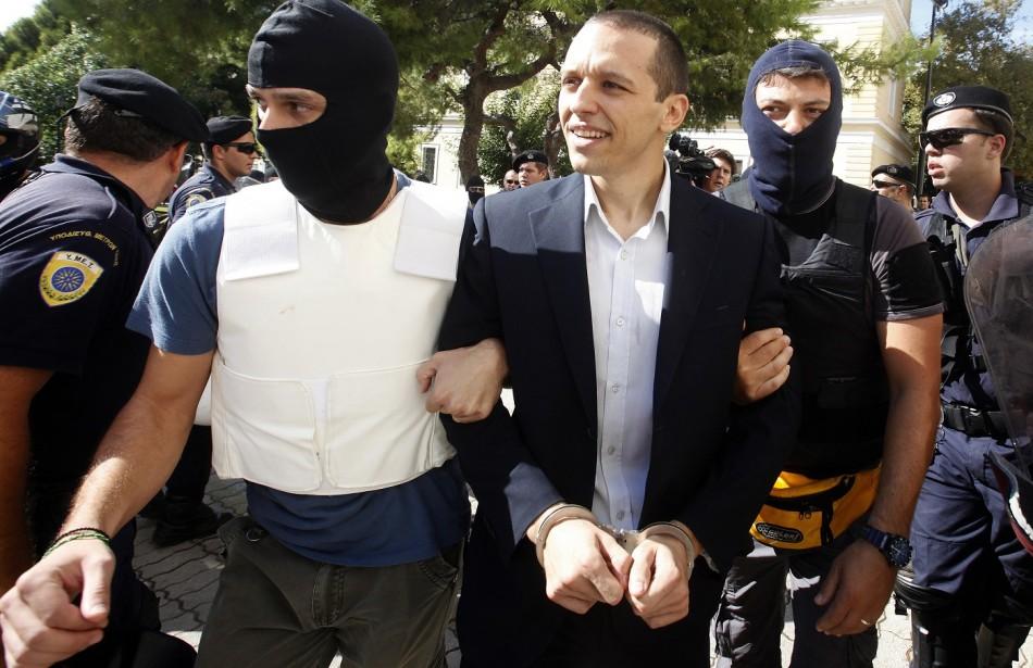 Golden Dawn Kasidiaris