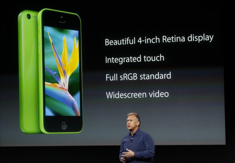 Apple's marketing chief Phil Schiller