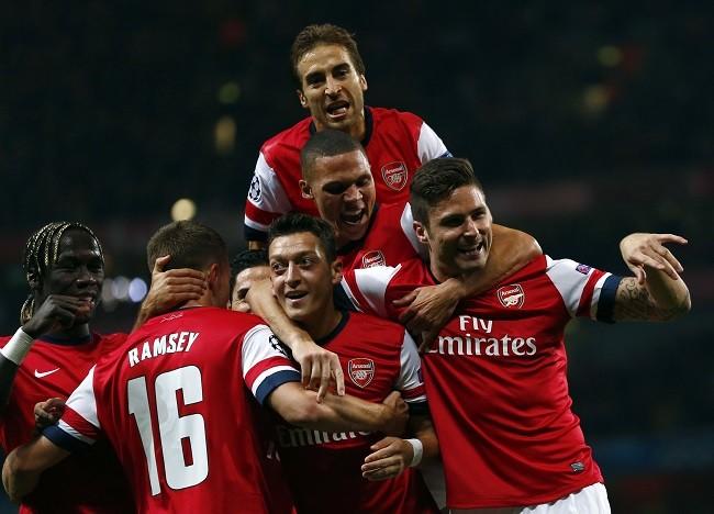 Ozil Arsenal
