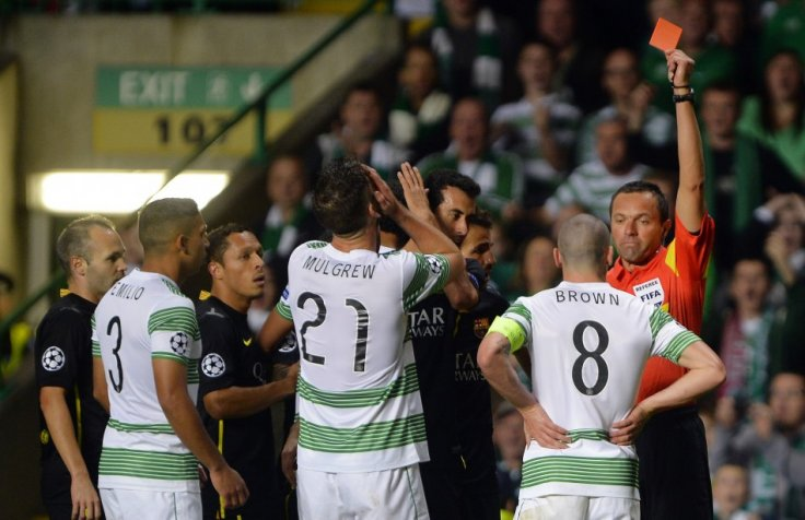 Celtic 0-1 Barcelona