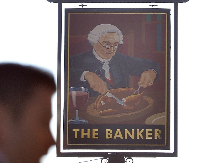 Reckless UK bankers face jail