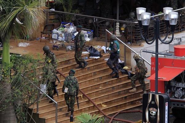 Nairobi siege