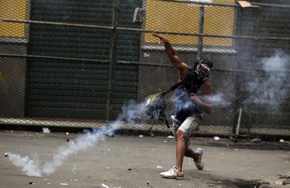 Rio Protests
