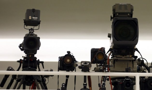 Coming to court rooms soon: TV cameras to film parts of trials at Appeals Court PIC: Reuters