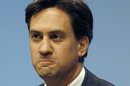 Ed Miliband has defended his father in the wake of the Daily Mail articles (Reuters)