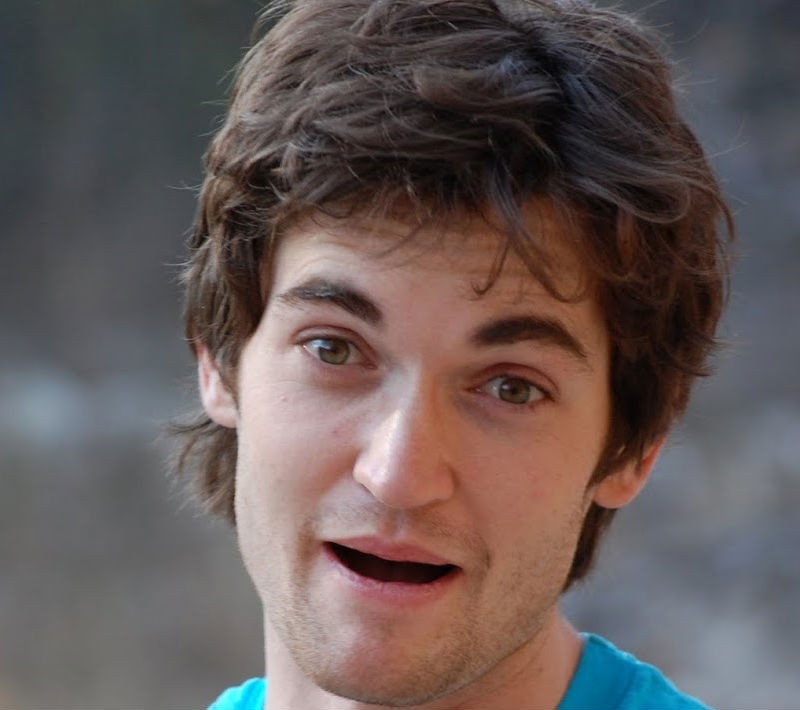 Ross William Ulbricht aka Dread Pirate Roberts