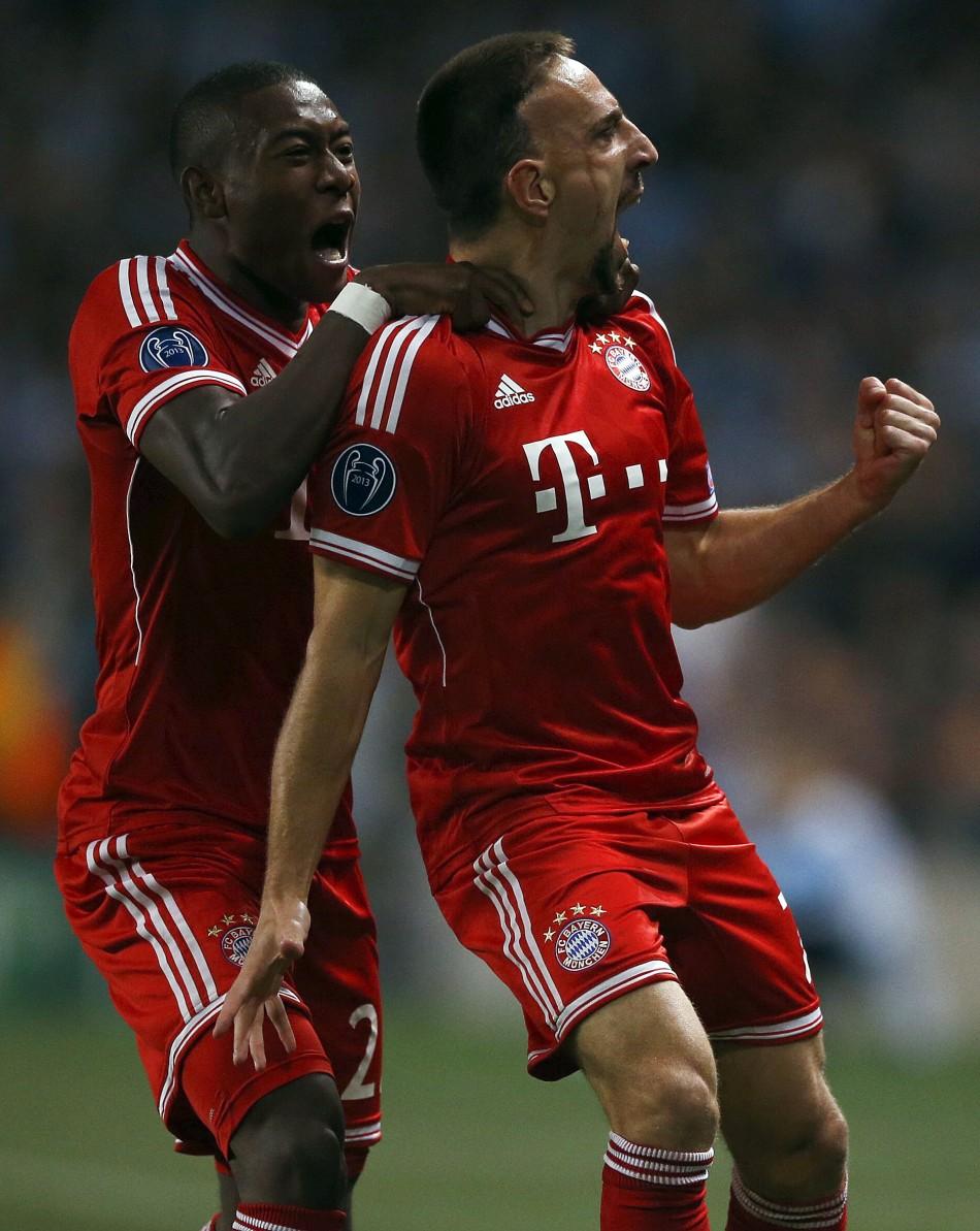 Ribery & Alaba
