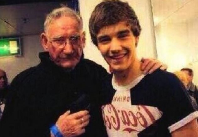 One Direction star Liam Payne missed his grandfather's funeral as he is currently in Australia on Take Me Home world tour with his band. (Twitter/locoforliam)