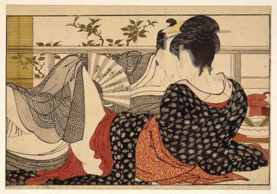 Shunga sex and pleasure in Japanese art