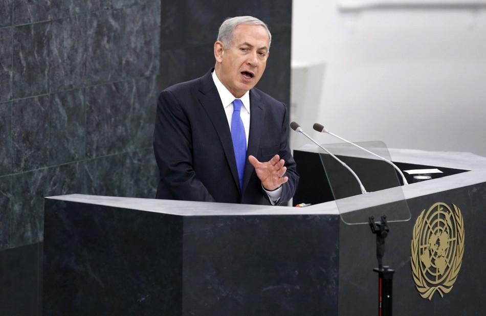 Netanyahu Saudi Arabia Iran