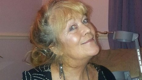 Janis Dundas, who was murdered by her step-grandson Jack Huxley in Cheshire