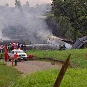 Lagos Crash