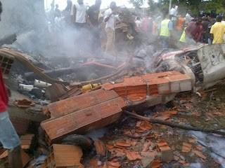 Lagos Crash