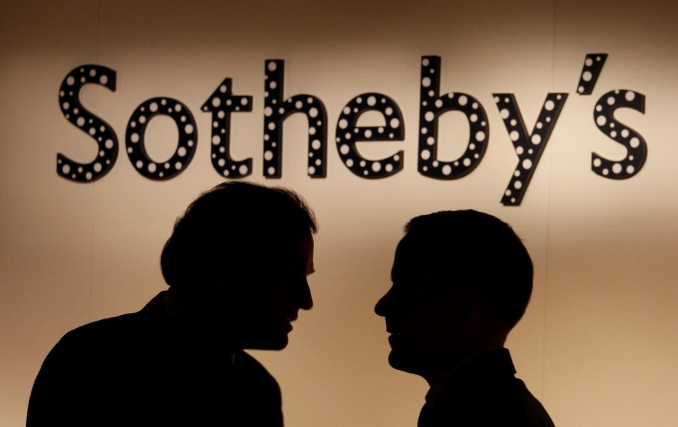 Sotheby's Largest Shareholder Wants CEO To Step Down