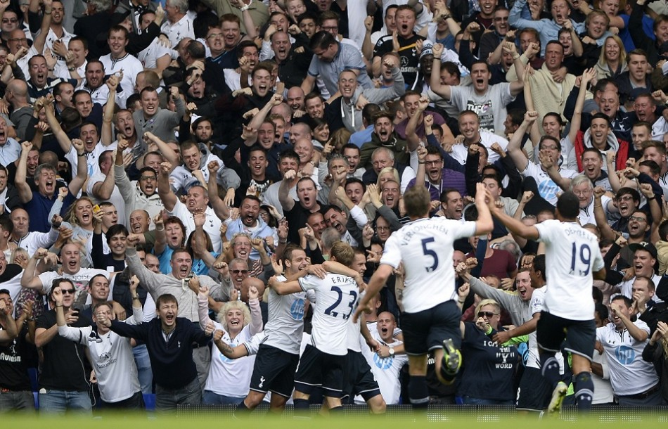 Spurs fans and West Ham supporters face arrest for 'yid' chanting, police warn PIC: Reuters