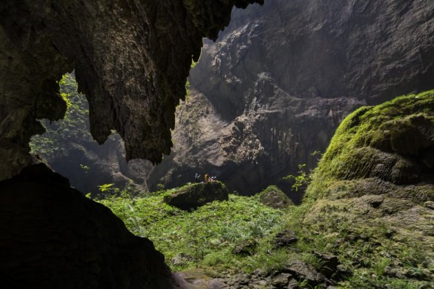 The local government has approved a pilot tour of the cave for a total of 220 tourist till August 2014. (Photo: Oxalis)
