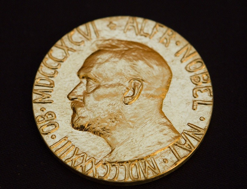 Newcastle lost its Nobel Prize medal in thefts PIC: Reuters