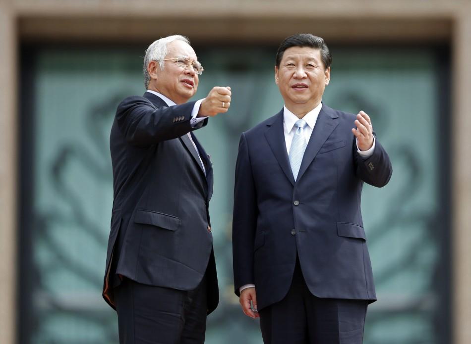 Xi Jinping's Southeast Asia tour