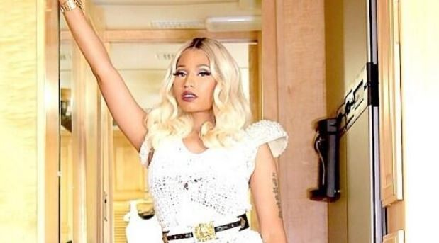 American rapper/singer Nicki Minaj has silenced the reports that she and actor Zac Efron had a steamy fling over the summer.(Twitter/NICKIMINAJ)