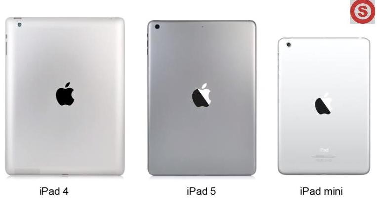 New iPad and iPad mini