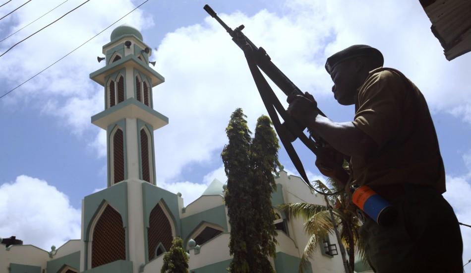 Mombasa church violence