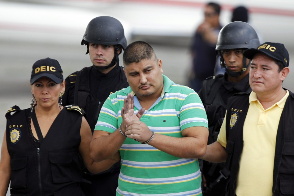 Mexico arrests Guatemala drug kingpin