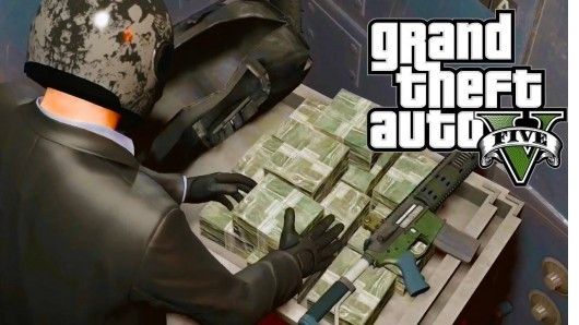 GTA 5 Might Come with HUD in Google Glass