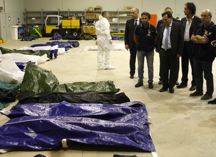 Lampedusa Boat Capsize Tragedy