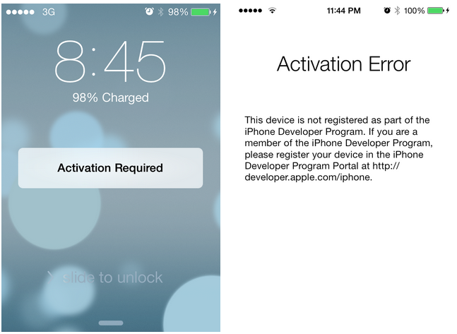 ios 7 how to fix activation errors by installing ios 7 0 2 firmware rh ibtimes co uk Best Softwer Activation iPhone Verizon iPhone Activation