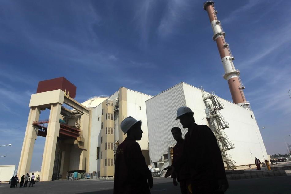 Iran arrests four intruders