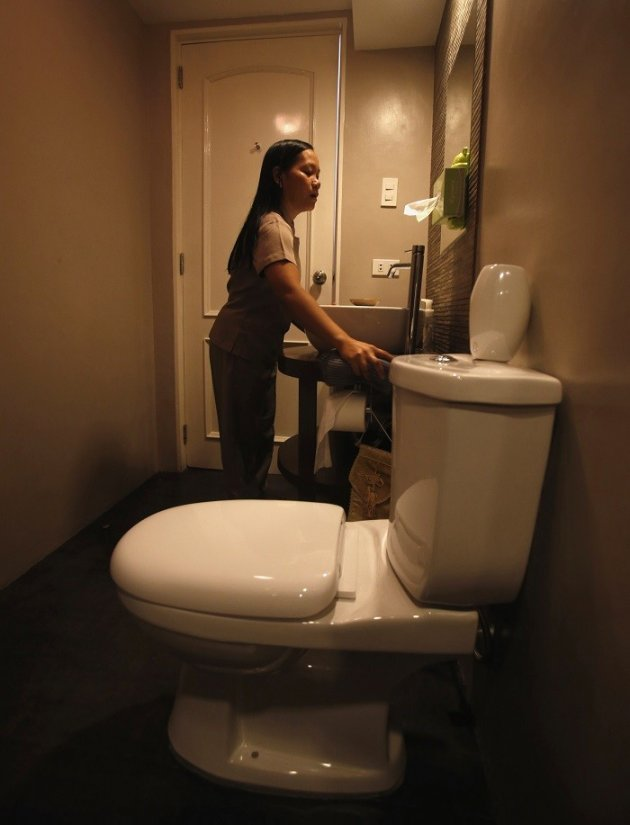 Health experts warn that failing to wash hands properly can lead to diarrhoea, vomiting, food poisoning, flu and the spread of MRSA.