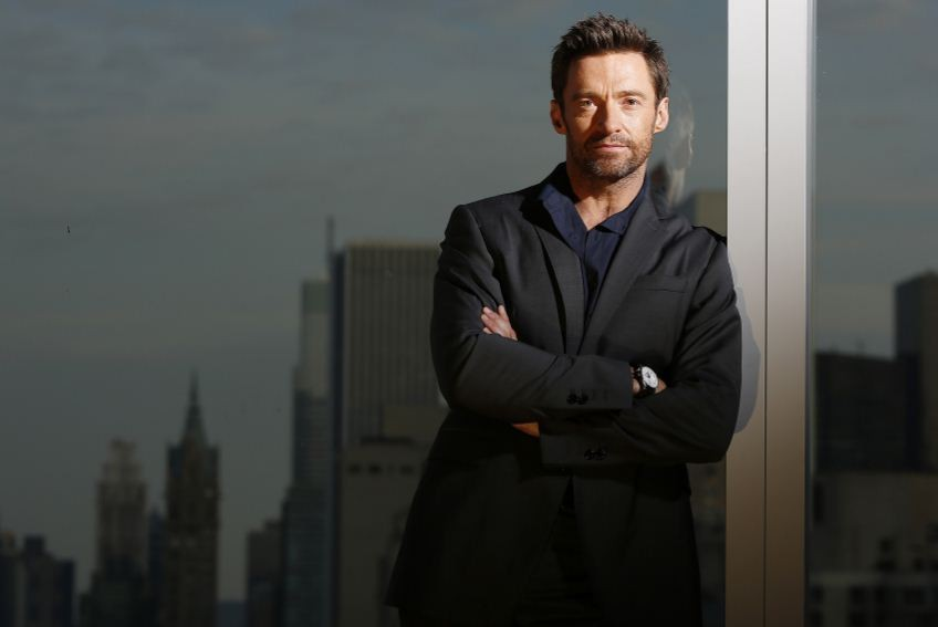Hugh Jackman Photos Photos - Hugh Jackman and Zosia Mamet Drop by ...