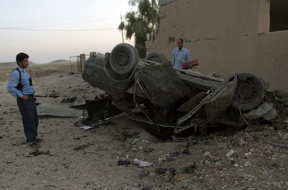 Tel Afar has been subjected to a number of attacks in recent years (Reuters)