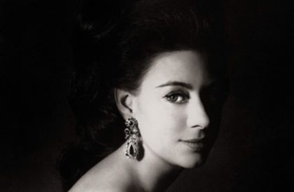 Queen Elizabeth's sister, Princess Margaret, lived in Apartment 1a for 42 years. (Photo: Historic Royal Palaces)