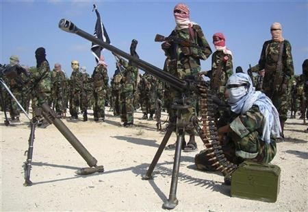 US navy SEAL raid in Somalia