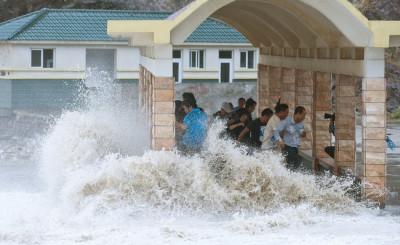 China storm