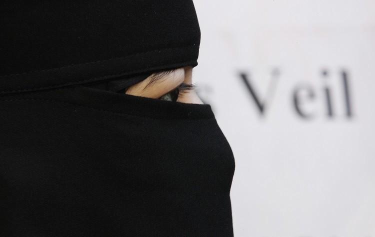 Face veil muslim
