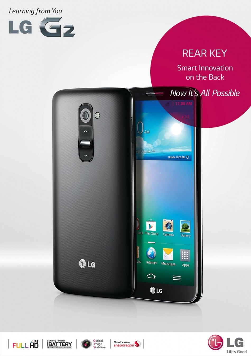 android lollipop update for lg g2 imminent new software build leaks out. Black Bedroom Furniture Sets. Home Design Ideas