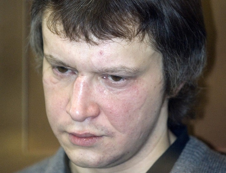 Alexander Pichushkin was known as the Chessboard killer for his Bitsevsky Park slayings PIC: Reuters
