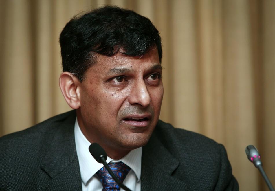 RBI Governor Rajan
