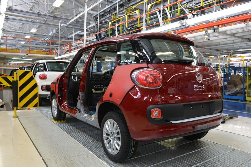 Fiat 500L has helped the Italian carmaker to be one of the incumbent foreign investors in Serbia (Photo: Reuters)
