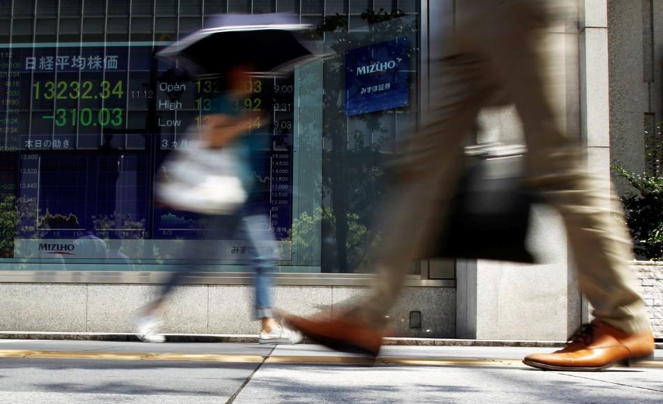 Asian markets outside Australia trade higher on 8 October