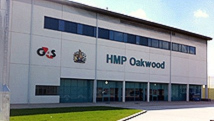 The G4S-owned HMP Oakwood was opened in April 2012 (Justive.gov)