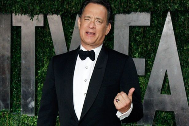 Tom Hanks jokes that he backed Leicester City for the Premier League title