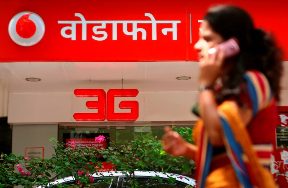 Vodafone to raise stake in Indian unit