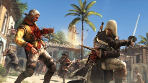 Assassin's Creed 4: Black Flag DLC Pack announced